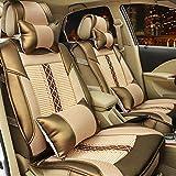 SUV Blau-Universalautositzbez/üge rei/ßfeste Gewebe aus 100/% atmungsaktiv Airbag Kompatibel f/ür die meisten Autos Van