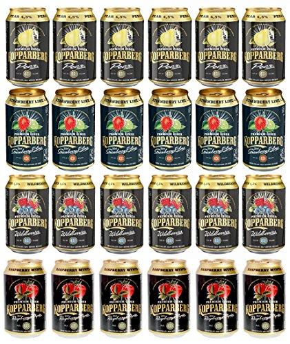 Kopparberg-Cider-Set(24x0.33 l)