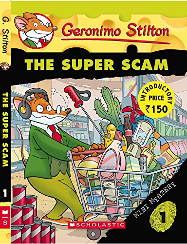 Geronimo Stilton - The Super Scam