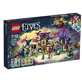 LEGO-Elves-41185-Magische-Rettung-aus-Kobold-Dorf