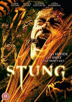 Stung [DVD] by Lance Henriksen