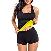 HUSB® Shaper Belt Non-Tearable Tummy Trimmer Slimming Belt for Men and Women (Size M, L, XL, XXL, 3XL, 4XL) (Black)