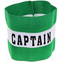 Precision–Brazalete de capitán, verde