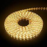 Forever Speed 2M LED Streifen Strip IP65 Wasserdicht Aussen SMD 3528 Lichterkette Warmweiß Flexibel Leiste 60 LEDs/M