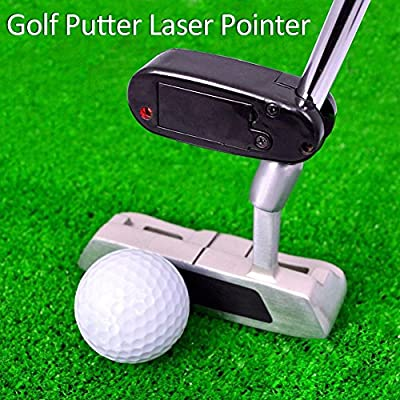 Serda Black Golf Putter