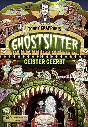 Buchseite und Rezensionen zu 'Ghostsitter' von Tommy Krappweis