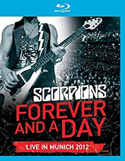 Scorpions - Forever And A Day - Live in Munich 2012 [Blu-ray]