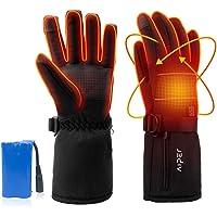 Guanti Riscaldati Elettrici Uomo Donna,USB Batteria Ricaricabile Guanti Termici riscaldati Scaldamani Touchscreen…