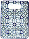 Villa d'Este Home Tivoli Shiraz Schneidebrett, Keramik, Mehrfarbig