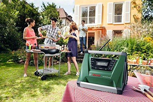 Bosch Akku Radio PRA Multipower (ohne Akku, 18 Volt System, im Karton)