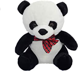 BAYBEE Premium Plush with Bamboo Soft Panda Bear Stuffed Animal Toys for Kids, Small (White)