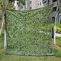 6.5'x10 'Camo Netting Tarnnetz für Jagd Schießen Angeln Camouflage Netz 2x3m (Multicolor)
