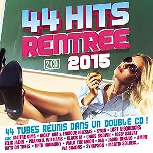44 Hits Rentrée 2015