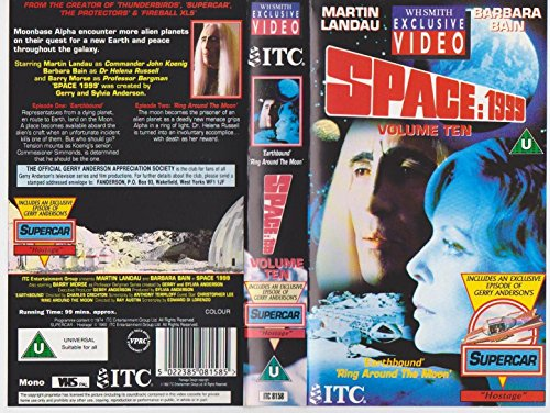 Image of Space 1999 Volume Ten + Supercar (1974) VHS