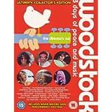 Woodstock - 3 days of peace and music (ultimate collector's edition) (the director's cut) [Edizione: Regno Unito]