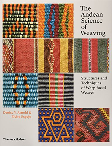 The Andean Science of Weaving: Structures and Techniques of Warp-faced Weaves