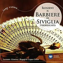 Rossini: le Barbier de Séville (Extraits)
