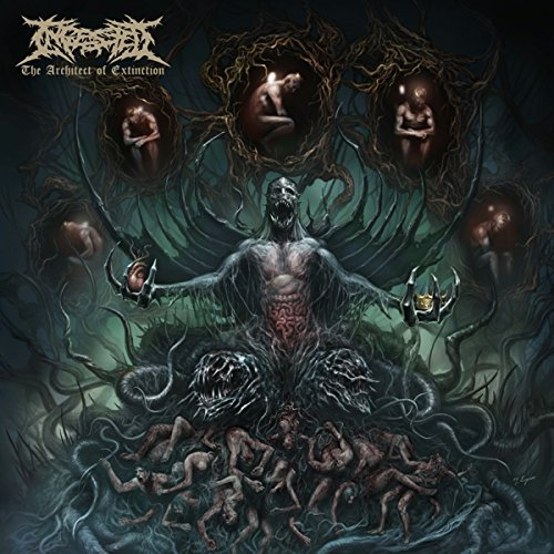 Architect of Extinction by INGESTED