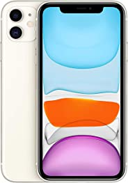 Apple iPhone 11 with FaceTime - 128GB, 4G LTE, White - International Version