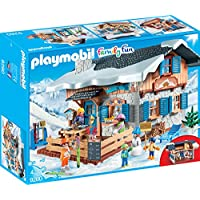 PLAYMOBIL 9280 - Skihütte