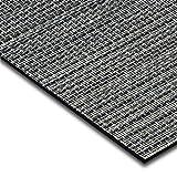 casa pura® Indoor- und Outdoor-Bodenbelag Genua | kunstvoll gewebt | als Teppich oder Läufer | 40 Größen (180x200cm)