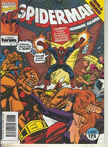 Spiderman volumen 1 numero 237: Actos de venganza