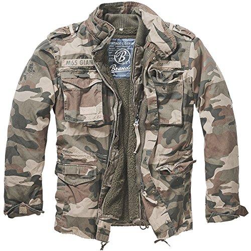 brandit-uomo-m-65-giant-giacca-light-woodland-taglia-xl