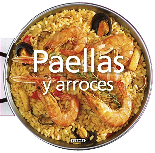 Paellas y arroces (Recetas redondas) Epub Gratis