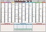 Telecharger Livres 2017 18 Agenda scolaire schulplaner Annee scolaire Calendrier Note Miroir DIN A1 (PDF,EPUB,MOBI) gratuits en Francaise