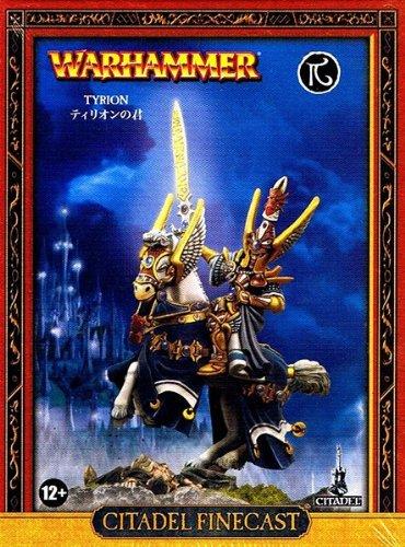 Warhammer-Hochelfen-Tyrion