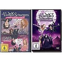 Die Vampirschwestern 1-3 (1+2+3) [DVD Set] 1+2 Doppelpack + 3