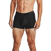 Under Armour Tech 3in 2 Pack, Men's Boxer Briefs Offering Complete Comfort, Fast-Drying Men's Underwear Men