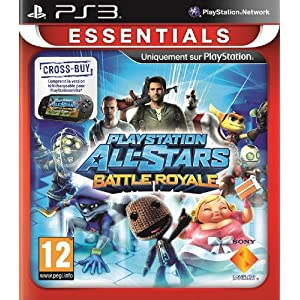 Playstation All-Stars : Battle Royale – essentials
