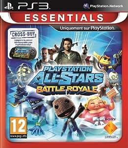 Playstation All-Stars : Battle Royale - essentials