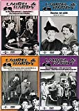 Laurel & Hardy - Collection 7 | Rache ist süß | .. machen eine Landpartie | In die Falle gelockt | Die Geldgierigen (4-DVD)