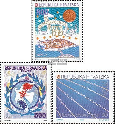 croatie 237 (complète.Edition.) (complète.Edition.) (complète.Edition.) 1993 550 Années Ville prague (Timbres pour les collectionneurs) B00R38BLRS 168fa3