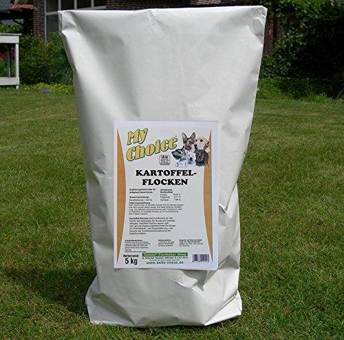 20 kg My Choice Hunde BARF Ergänzungsfutter Kartoffelflocken | getreidefrei
