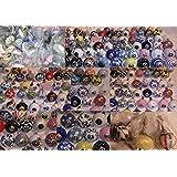 Keramik Vintage Antik Porzellan Shabby Chic Vintage Möbelknopf Möbelknöpfe - Wühltischangebot - Griffe, Knäufe, Schrank, Schublade, Kommode