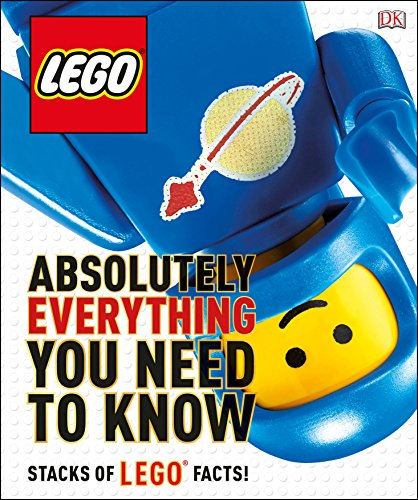 Lego Absolutely Everything You Need to Know por Dk