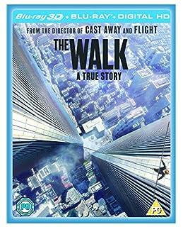 The Walk [Blu-ray 3D + Blu-ray] [2015] [Region Free] (B0162U291Y) | Amazon price tracker / tracking, Amazon price history charts, Amazon price watches, Amazon price drop alerts