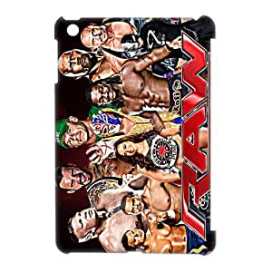 DIY Case World Wrestling Entertainment WWE Logo iPad Mini Case Cover ,Plastic Hard Back Cases For Fans At 007Fashion Boutique