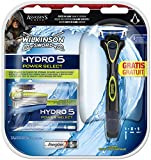 Wilkinson Sword Hydro 5 Power Select Vorteilspack Assassin's Creed, 5 Klingen plus Rasierer