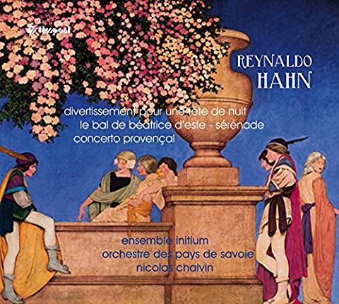 Concerto provençal (Version for Flute, Clarinet, Bassoon, Horn & Strings): II. Sous les pins