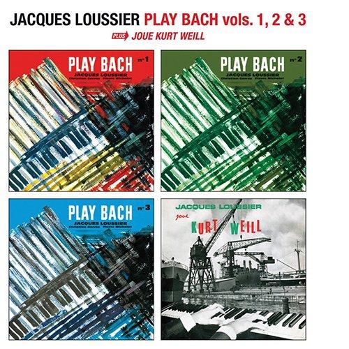 Joue Kurt Weill/Bach Vol.1/2/3