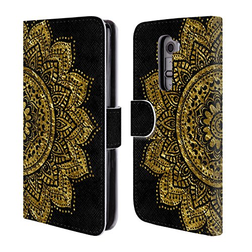 official-haroulita-mandala-black-and-gold-leather-book-wallet-case-cover-for-lg-g2-d800-d802-d801