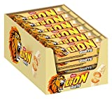Nestlé Lion White Verrou Simple 24x 42g, 1er Pack (1x 1.008kg)