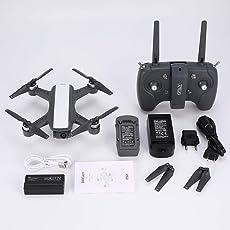 C-Fly Dream 5G Höhe Halten Drohne GPS Optischen Fluss Positionierung Folgen Sie Mir RC Quadcopter mit 720 P HD Kamera One Key Return (Farbe: weiß)