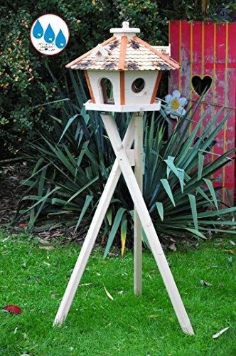 Fodera casa, uccello case resistente agli agenti atmosferici, con supporto/con