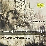 Quatuor pour la fin du temps / Olivier Messiaen | Messiaen, Olivier (1908-1992). Compositeur