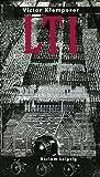 LTI: Notizbuch eines Philologen by Victor Klemperer (1996-09-05) - Victor Klemperer